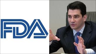 Ο αποχωρών γενικός επίτροπος του FDA Δρ Σκοτ Γκοτλίεμπ