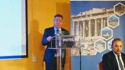Ο πρώην Υπουργός Αγροτικής Πολιτικής από την Ξάνθη και πρόεδρος του Σ.Ε.Κ.Ε. κ. Αλέξανδρος Κοντός